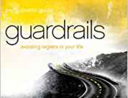Guardrails – Millennials Group (Sundays 4pm)