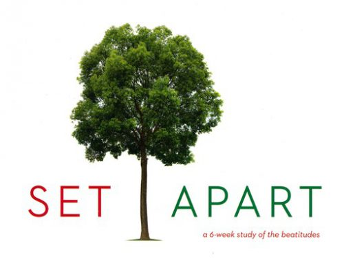 SET APART (Ladies Group) Friday 6:30pm