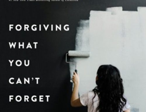 WED 7PM (LADIES GROUP) Forgiving When You Can't Forget